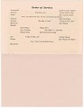 View Funeral program of Henry Clay Whitlow, Jr. digital asset number 3