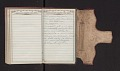 View Diary of Lieutenant John Freeman Shorter digital asset number 1
