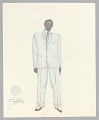 View Costume design drawing by Judy Dearing for Porgy and Bess digital asset number 0
