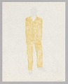View Costume design drawing by Judy Dearing for Robbins in Porgy and Bess digital asset number 1
