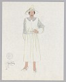 View Costume design drawing by Judy Dearing for Maria in Porgy and Bess digital asset number 0