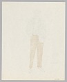 View Costume design drawing by Judy Dearing for Nelson in Porgy and Bess digital asset number 1