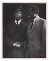 View Photograph of Malcolm X and Kenneth Kaunda shaking hands digital asset number 0