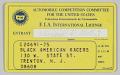 View FIA license for Leonard Miller digital asset number 0