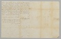 View Letter to Samuel Fox from Giles Saunders regarding the slave trade digital asset number 1