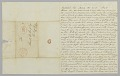 View Letter to Samuel Fox from Giles Saunders regarding the slave trade digital asset number 0