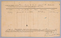 View Manifest for the ship Fashion listing an enslaved girl, Sally, age 14 digital asset number 0