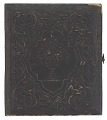 View Ambrotype of Ann Hurst Copeland in an embossed leather case digital asset number 2