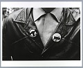 View Photograph of the Young Lords Party and Black Panther Party buttons digital asset number 0