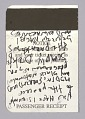 View Journal owned by Saul Williams digital asset number 139