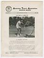View <I>American Tennis Association Executive Bulletin No. 19</I> digital asset number 0