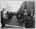 View Photograph of a Young Lords Party march commemorating the Ponce massacre digital asset number 0