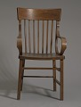 View Bentwood armchair from a church in Tulsa, Oklahoma digital asset number 1