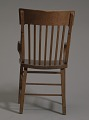 View Bentwood armchair from a church in Tulsa, Oklahoma digital asset number 2