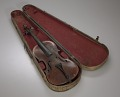 View Violin played by the enslaved man Jesse Burke digital asset number 2