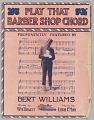 View <I>Play That Barber Shop Chord</I> digital asset number 0