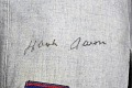 View Jersey for the Atlanta Braves worn and autographed by Hank Aaron digital asset number 2