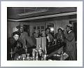 View Photograph of seven patrons at a bar digital asset number 0