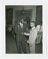 View Photographic print of Jackie Robinson and Harry Owens digital asset number 0