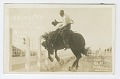 View <I>Crockett Riding Mount Toro. Salinas Rodeo, 1919</I> digital asset number 0