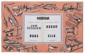 View Program for Norman Granz' Jazz at the Philharmonic digital asset number 7