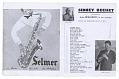View Program for a Sidney Bechet performance in Paris digital asset number 4