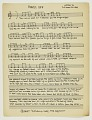 """View Sheet music for """"Hands Off"""" by Suliamon El-Hadi digital asset number 0"""