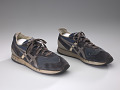 View Pair of blue sneakers worn by Wellington Webb while campaigning digital asset number 2
