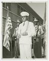 View Photograph of St. Augustine High School band leader Edwin Harrell Hampton digital asset number 0
