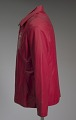 View Red leather Delta Sigma Theta jacket owned by Tobi Douglas A. Pulley digital asset number 3