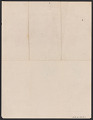 View Letter from and photomechanical print of Rev. John B. Randolph digital asset number 3