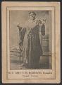 View Advertisement card for Rev. Mrs. V.R. Robinson digital asset number 0