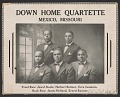 View Advertisement card for the Down Home Quartette digital asset number 2