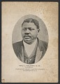 View Advertisement card for Rev. Isaac Toliver digital asset number 0