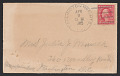 View Letter from Thomas Womack to Julia Womack with envelope digital asset number 2