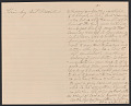 View Letter written by Nelson Jordan Jr. and Nelson Jordan to Julia Womack digital asset number 0