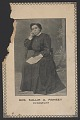 View Advertisement card for Mrs. Sallie A. Ramsey digital asset number 0