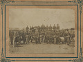 View Photograph of integrated American Expeditionary Forces in France digital asset number 5