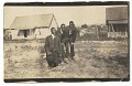View Photographic print of three men including Joseph Abrams and Boisie Pryor digital asset number 0