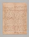 View Letter written by William Lloyd Garrison digital asset number 0
