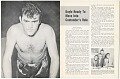 View Program for boxing match between Tony Doyle and Joe Frazier digital asset number 3