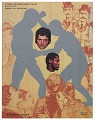 View Program for a boxing match between Ron Stander and Joe Frazier digital asset number 0