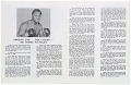 View Program for a boxing match between Ron Stander and Joe Frazier digital asset number 2
