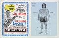 View Program for a boxing match between Ron Stander and Joe Frazier digital asset number 8