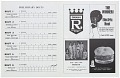 View Program for a boxing match between Ron Stander and Joe Frazier digital asset number 10