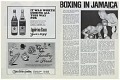 View Program for a boxing match between Joe Frazier and George Foreman digital asset number 4
