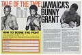 View Program for a boxing match between Joe Frazier and George Foreman digital asset number 13