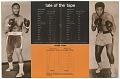View Program for a boxing match between Jimmy Ellis and Joe Frazier digital asset number 6