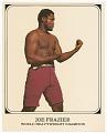 View Color card photograph of Joe Frazier digital asset number 0