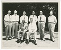 View Photograph of the senior officers of the Atlanta Life Insurance Company digital asset number 0